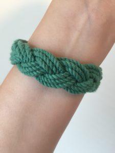 Mystic Knot Work Bracelet